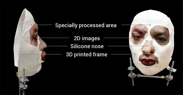 Bkav tricked iPhone X Face ID with a mask