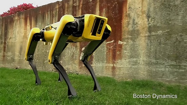 Boston Dynamics SpotMini 1