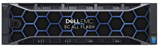 Dell EMC-SC All Flash