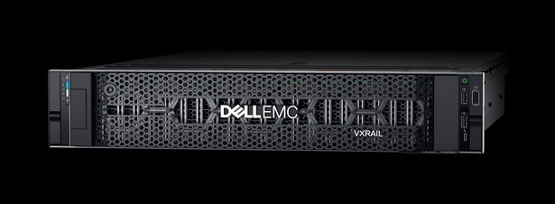 Dell EMC VxRail Appliance_PowerEdge14G_2U