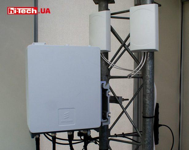 Оборудование Ericsson для сетей 4G (LTE)