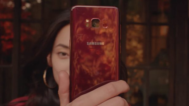 Galaxy-S8-Burgundy-Red