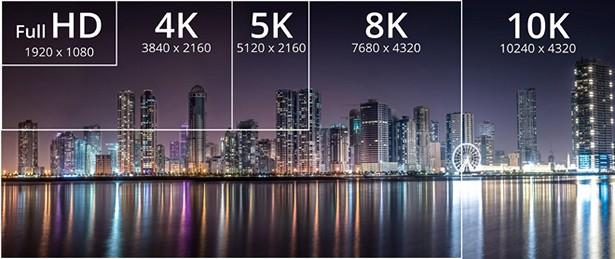 HDMI 2.1 10k
