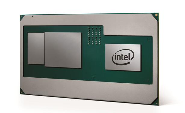 Intel выпустит процессор сграфикой AMD