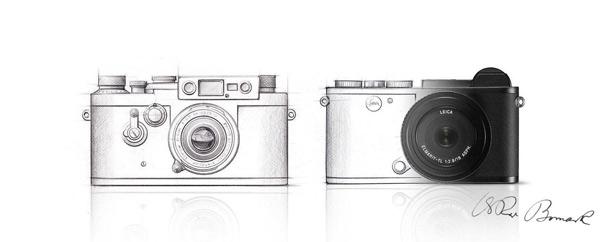 Leica CL история