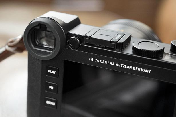 Глазной видоискатель Leica CL