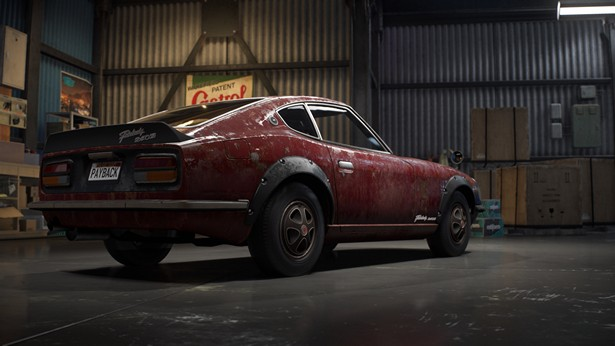Need for Speed Payback fairlady 1