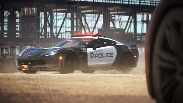 Need for Speed Payback police