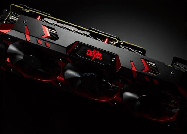 PowerColor RX VEGA 64 DEVIL