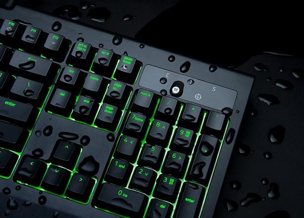 Razer обновила модель клавиатуры BlackWidow Ultimate защитой отводы ипыли