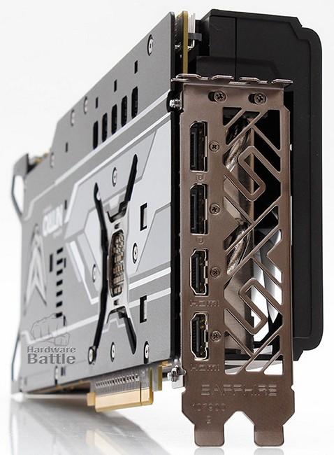 Sapphire Radeon RX Vega 64 Nitro 4