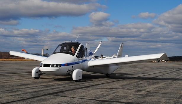 Geely купила производителя летающих авто Terrafugia