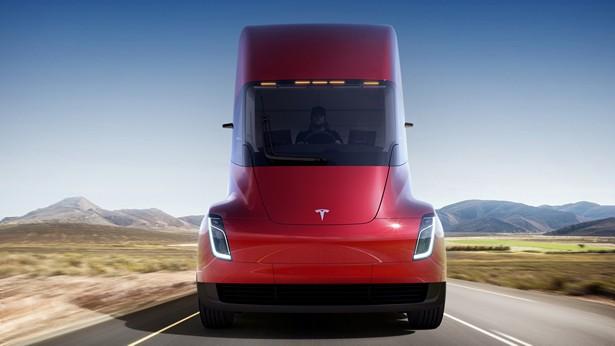 Tesla Semi Truck 1