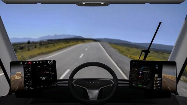 Tesla Semi Truck 2