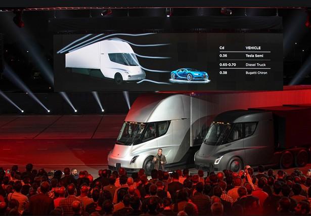 Tesla Semi Truck 3