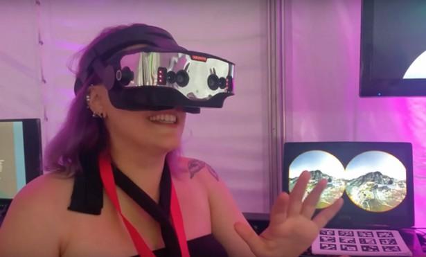 VR hadset Totem 2