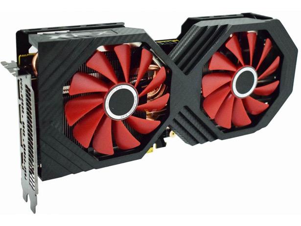 XFX RX Vega 64 и RX Vega 56 Double Edition