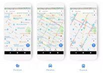 google maps new colors 2
