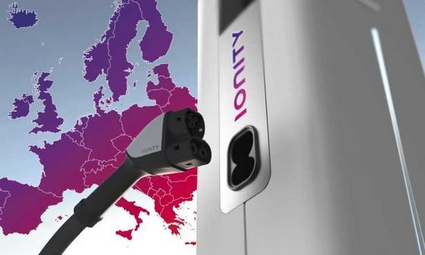 Ведущие европейские автоконцерны построят сеть зарядных станций