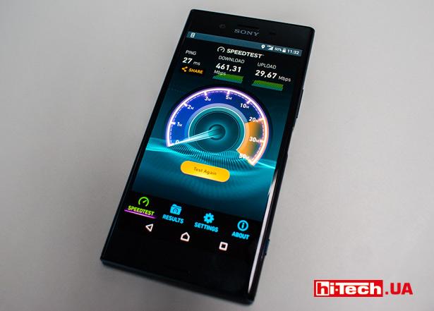 Скорость 4G lifecell