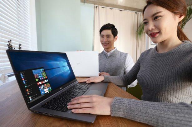 Представлены ноутбуки, практически сутки работающие отодного заряда