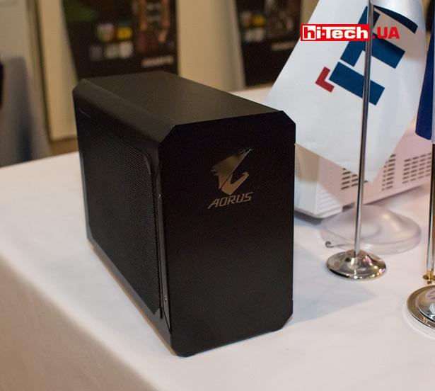 Внешняя видеокарта AORUS GTX 1080 Gaming Box (GV-N1080IXEB-8GD)