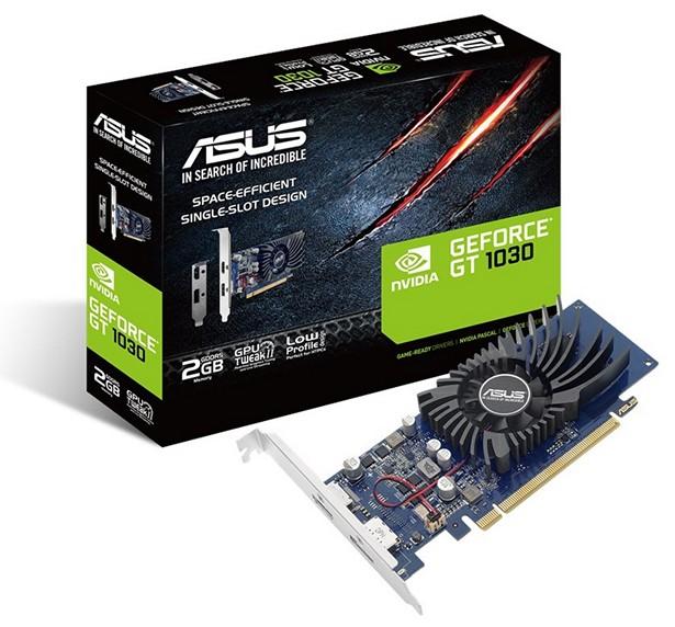 ASUS GT1030-2G-BRK 1