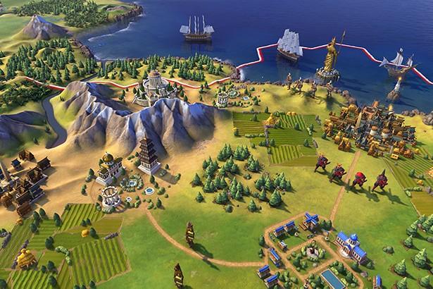 Civilization VI вышла на iPad 2