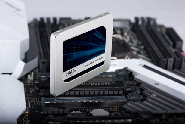 Crucial MX500 M2