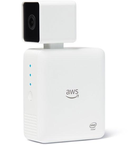Intel Amazon DeepLens