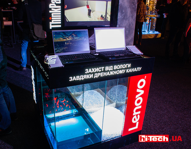 Стенд Lenovo ThinkPad
