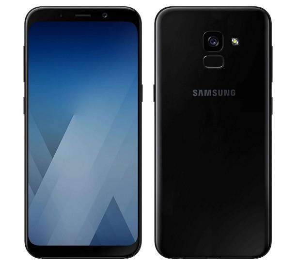 Samsung Galaxy A8 (2018) 1