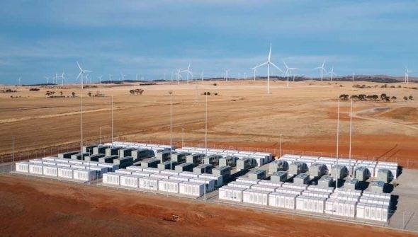 Tesla Powerpack Australia