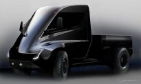 Tesla pickup