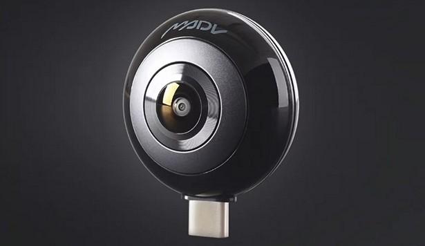 Компания Xiaomi выпустила очень крутой модуль камеры MADV Мини для собственных телефонов