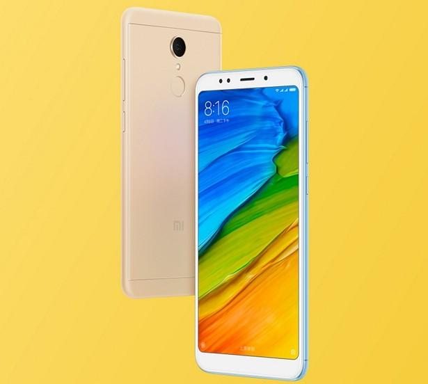 Xiaomi Redmi 5 Redmi 5 Plus 2