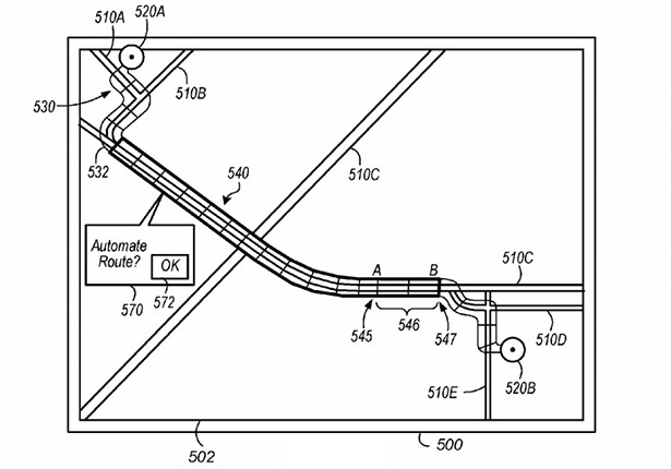 apple autopilot car patent 2
