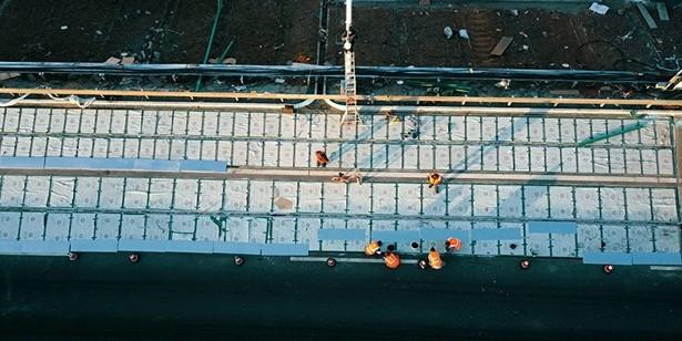 china solar panel road 1