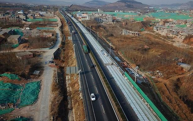 china solar panel road 5