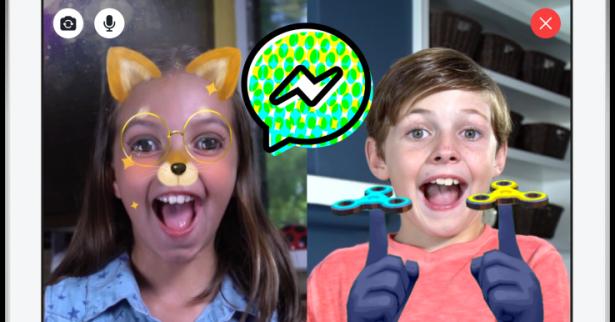 facebook-messenger-kids