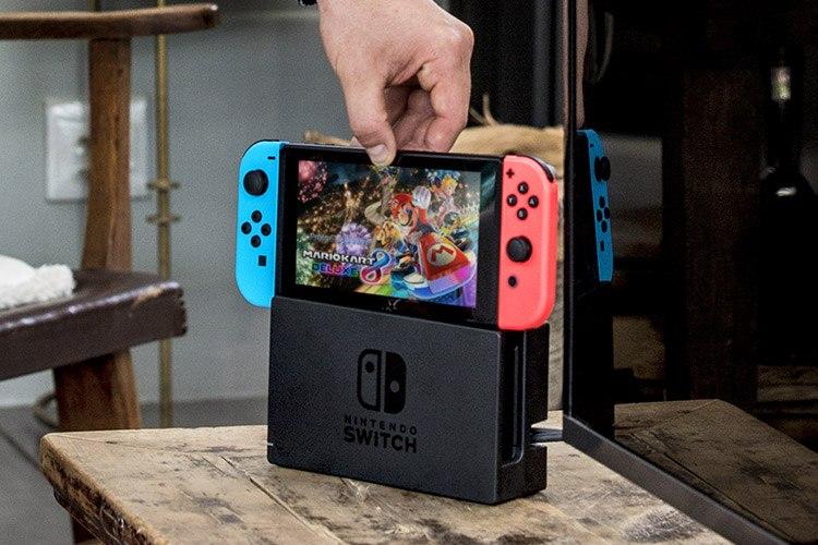 Nintendo Switch— реализовано 10 млн консолей