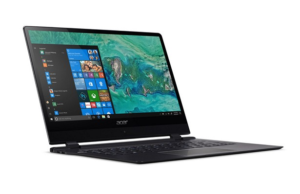 Acer Swift 7 Ultrabook ces 2018