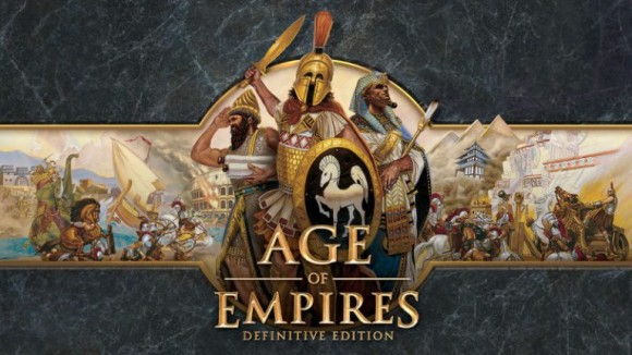Age of Empires 4k remale logo