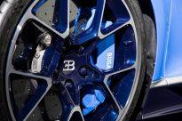 Bugatti brakes wheel