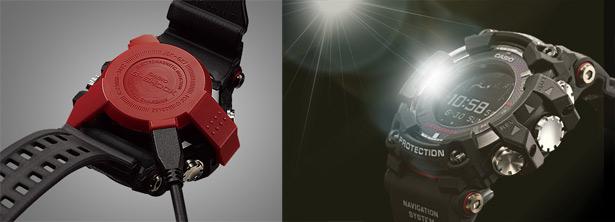 Гибридная зарядка Casio GPR-B1000