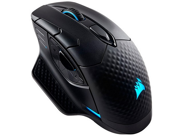 Corsair Dark Core RGB Wireless Gaming Mouse ces 2018