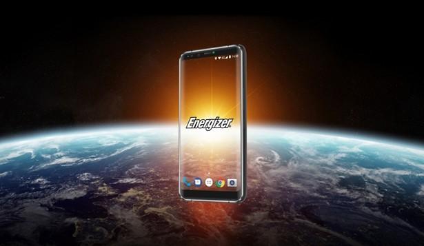 Смартфон Energizer POWER MAX P600S получил АКБ на4500 мАч