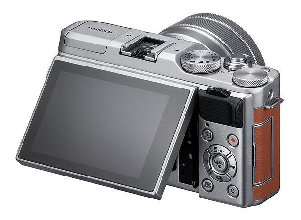 Экран Fujifilm X-A5