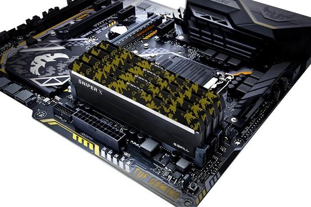 G.SKILL Sniper X DDR4 3