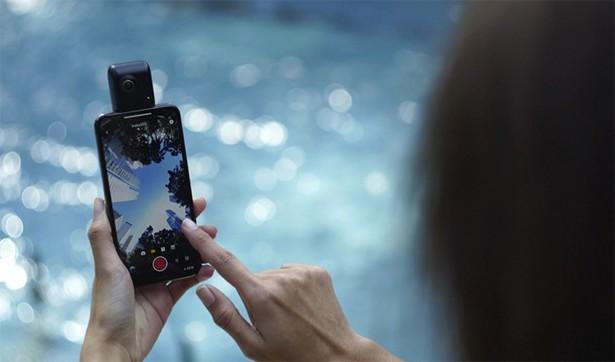 Insta360 Nano S iphone 360 2